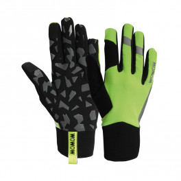 Wowow Guantes Largos Early Fog Amarillo