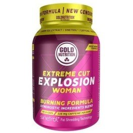 Gold Nutrition Extreme Cut Explosion Woman 90 vcaps