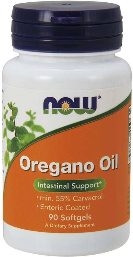 Now Oregano Oil 90 Perlas