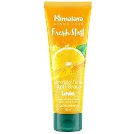 Himalaya Herbals Healthcare Fresh Start Limpiador Facial Juvenil Limon 100 Ml