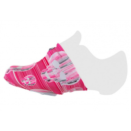 Mb Wear Toe Covers Pink Skull