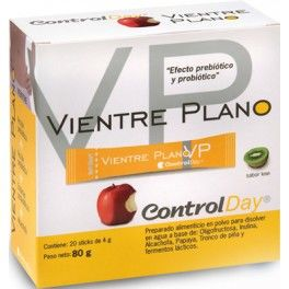 Nutrisport Vientre Plano Control Day 20 sticks x 4 gr