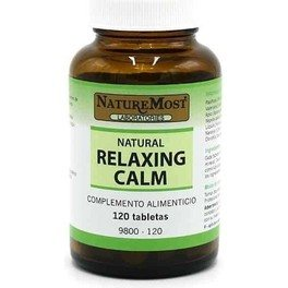 Naturemost Relaxing Calm 120 Tab