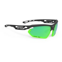 Rudy Project Fotonyk Matte Black / Bumpers Lime Polar 3fx Hdr Multilaser Green