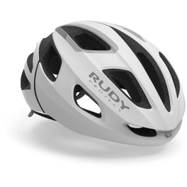 Rudy Project Strym White Stealth (matte) Free Pads + Bug Stop Incl.