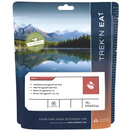 Trek'n Eat Ternera Stroganof Arroz 160 Gr