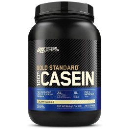 Optimum Nutrition Proteína On 100% Casein Gold Standard 1,98 Lbs (896 gr)
