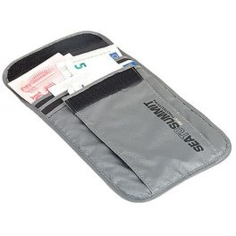 Sea To Summit Cartera Neck Pouch Rfid L Gris