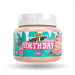 Max Protein Wtf Shut Up It's My Birthday Protein Cream - Crema Tarta De Cumpleaños 250 Gr