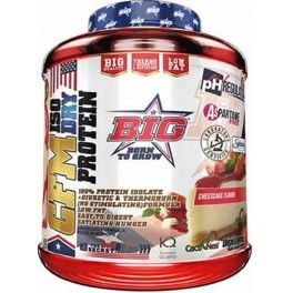 BIG CFM ISO DRY Protein Isolate 1,8 kg
