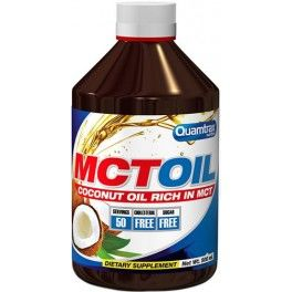 Quamtrax MCT Oil 500 ml