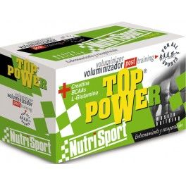 Nutrisport Top Power 24 sobres x 60 gr + Shaker 750 ml