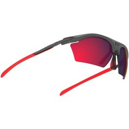 Rudy Project Rydon Slim Graphite Polar 3fx Hdr Multilaser Red