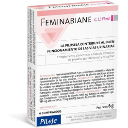 Pileje Feminabiane C.u. Flash 20 Comp