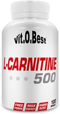VitOBest L-Carnitina 500 mg 100 caps
