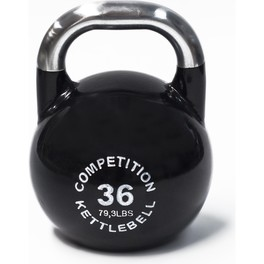 Ruster Color Competition Kettlebell 36 Kg