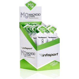 InfiSport MG Magnesio Citrato 12 geles x 40 gr