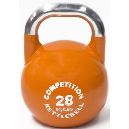 Ruster Color Competition Kettlebell 28 Kg