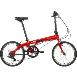 Dahon Bicicleta Vybe D7 Red