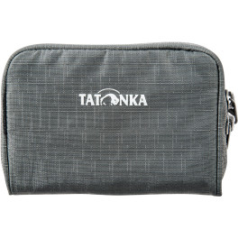 Tatonka Big Plain Wallet Billetero Titan Grey