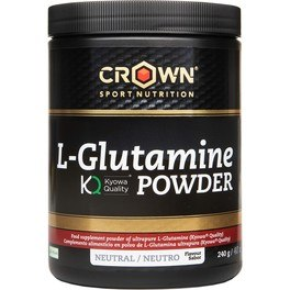 Crown Sport Nutrition L- Glutamina Kyowa 240 g