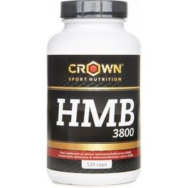 Crown Sport Nutrition HMB 3800/950 mg 120 caps