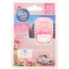 Ambi Pur Car Ambientador Aparato + Recambio For Her 7 Ml Unisex