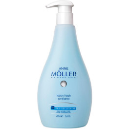 Anne Moller Lotion Fresh Tonifiante 400 Ml Mujer