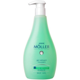 Anne Moller Gel Nettoyant Moussant 400 Ml Mujer