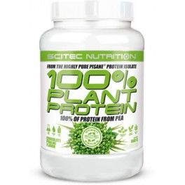 Scitec Nutrition 100% Plant Protein 900 gr