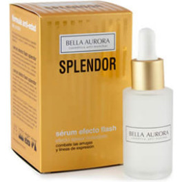 Bella Aurora Splendor 10 Serum Efecto Flash 30 Ml Mujer