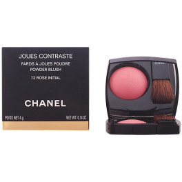 Chanel Joues Contraste 72-rose Initiale 4 Gr Mujer
