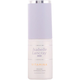 Isabelle Lancray Vitamina Mousse Démaquilliant 100 Ml Mujer