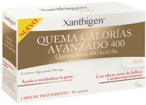 XL-S Medical Xanthigen 90 caps