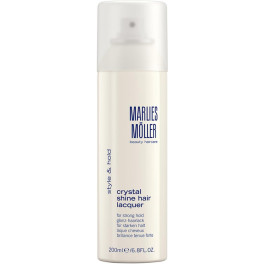 Marlies Moller Styling Crystal Shine Hair Lacquer 200 Ml Unisex