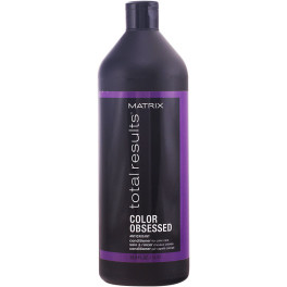 Matrix Total Results Color Obsessed Conditioner 1000 Ml Unisex