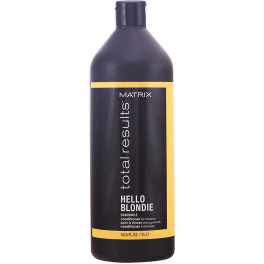 Matrix Total Results Hello Blondie Chamomile Conditioner 1000 Ml Unisex
