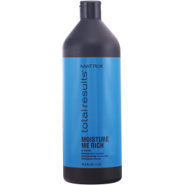 Matrix Total Results Moisture Me Rich Shampoo 1000 Ml Unisex