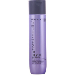 Matrix Total Results Color Care So Silver Shampoo 300 Ml Unisex