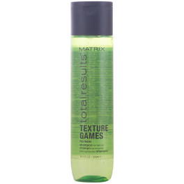 Matrix Total Results Texture Games Shampoo 300 Ml Unisex