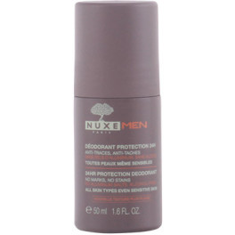 Nuxe Men Déodorant Protection 24h Roll-on 50 Ml Hombre