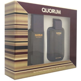 Puig Quorum 100ml Spray Edt + After Shave 100ml