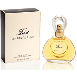 Van Cleef First Eau de Toilette Vaporizador 60 Ml Mujer