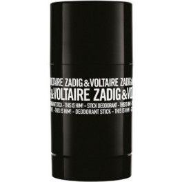 Zadig & Voltaire This Is Him! Deodorant Stick 75 Gr Hombre