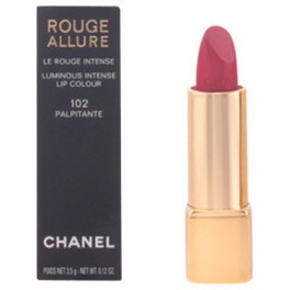 Chanel Rouge Allure Le Rouge Intense 102-palpitante 3.5 Gr Mujer