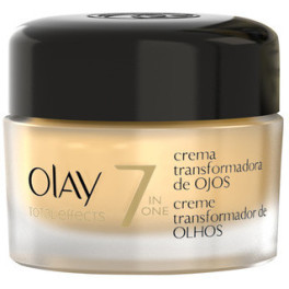 Olay Total Effects Crema Transformadora Ojos 15 Ml Mujer