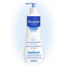 Mustela Bébé Gentle Cleansing Gel Hair And Body 200 Ml Unisex