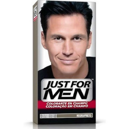 Just For Men Sin Amoniaco Negro Natural Hombre