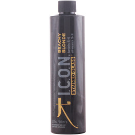 I.c.o.n. Stained Glass Beachy Blonde Semi-permanent Levels 5-9 300 Ml Unisex
