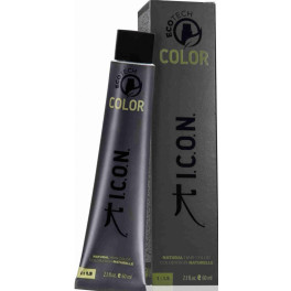 I.c.o.n. Ecotech Color Natural Color 4.0 Medium Brown 60 Ml Unisex
